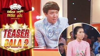 Thách thức danh hài 4 | teaser gala 2: Hết dạo nhạc, nữ hoàng mặt bất biến tung chiêu kể chuyện