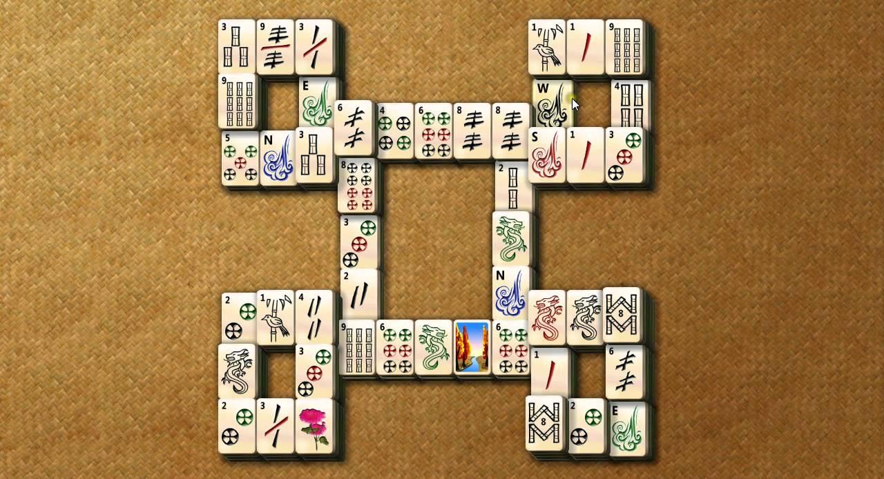 mahjong solitaire kostenlos