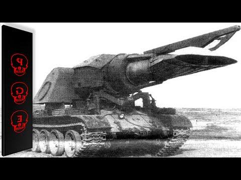 10 Extraños vehículos blindados