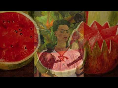 Erik Takes You On A Tour Of Frida Kahlo's House And Wardrobe! Casa Azul, Mexico City