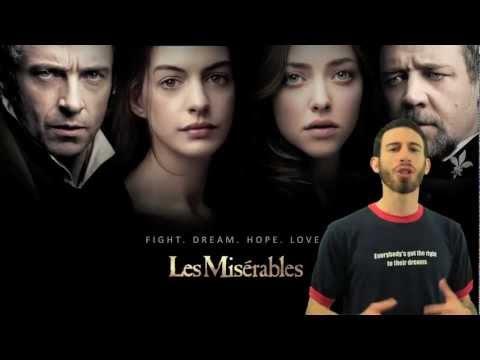 Les Misérables Movie Review (Belated Media)