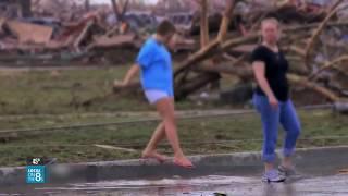 Tornado Alley - Real Time Tornado: Moore, Oklahoma
