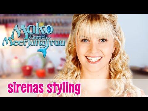 Sirenas Styling // MAKO - EINFACH MEERJUNGFRAU // offizieller Fankanal