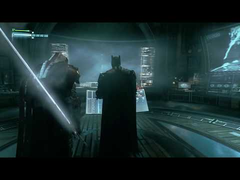 BATMAN™: ARKHAM KNIGHT - TRUE (AZRAEL) ENDING. Azrael's Loyalty.