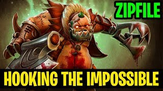 Zipfile Still Hooking The Impossible! - Dota 2