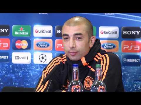 Chelsea v Barcelona - Roberto Di Matteo Part 2 (18.4.2012)