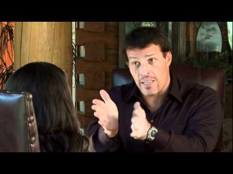 Tony Robbins Interviews Marie Forleo
