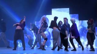 'We Found Love' performed by Kimberly Wyatt and Dancers Inc at Move It 2012