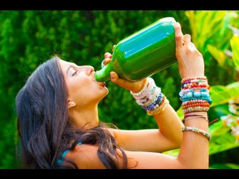 The Anti-cancer Green Juice video