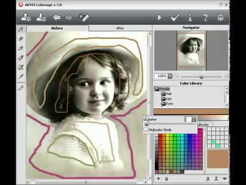 Полная сборка плагинов akvis для photoshop + видеоуроки (multi/rus) 22082011