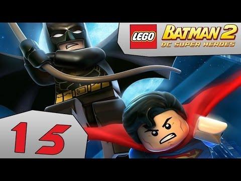 Zagrajmy w LEGO Batman 2: DC Super Heroes odc.15 Koniec Gry