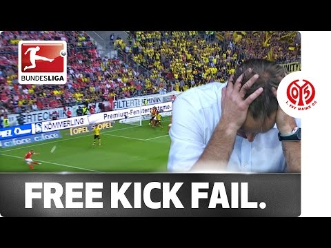 Up, Up And Away - A Free Kick Gone Totally Wrong video