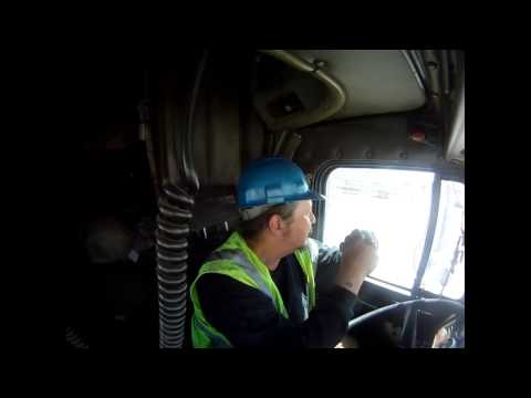 Oil Field Pump Delivery-Jim The Trucker Video Series