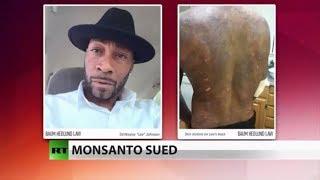 Monsanto Lawsuit Begins for Cancer Stricken California Man