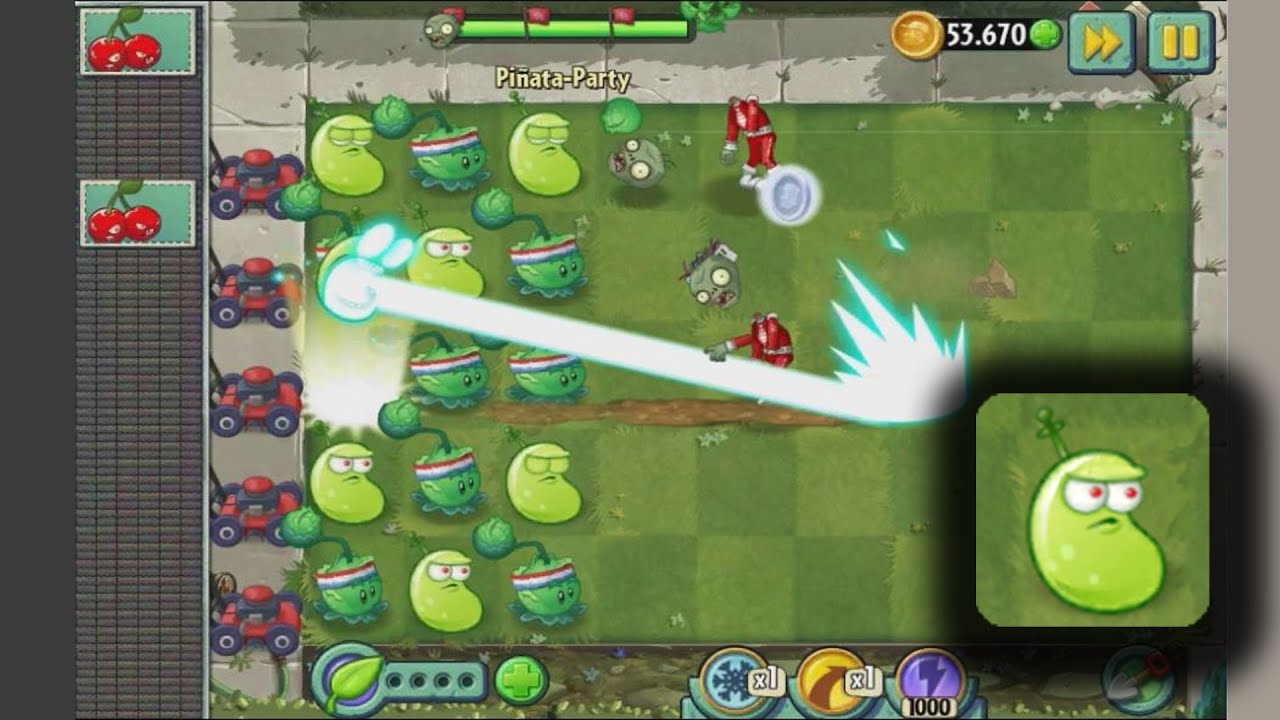 pflanze vs zombies 2