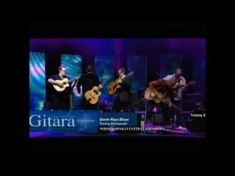 Festival GITARA 2010 | Tommy Emmanuel | Stevie Ray Blues