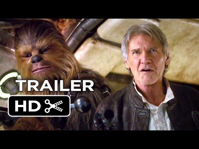 Star Wars: Episode VII - The Force Awakens Official Teaser Trailer #2 (2015) - Star Wars Movie HD