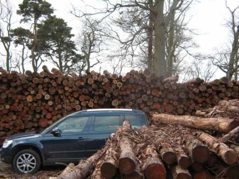 Skoda Yeti 1.2TSI around the UK (part 2) www.motoview.co.uk Video