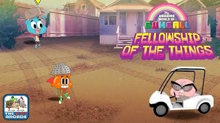 Gumball: Fellowship of the Things - Evil Reveals Its Old, Wrinkly Face (Cartoon Network Games)