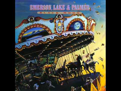 Emerson Lake Palmer - Black Moon