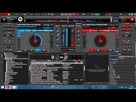 Диджеинг в Virtual Dj 8 (Ремиксы и т.д)