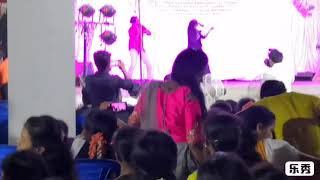 Venkata padmavati nursing college freshers and caping cemony dancers