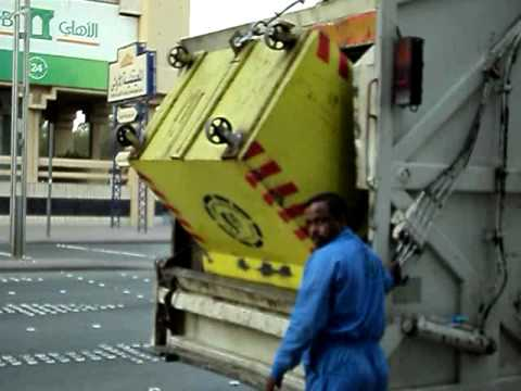 Garbage Truck Video