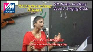 Tamil Songs Singing Class - Netru Illatha Matram