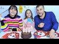 300.000 KİŞİLİK BİR AİLE OLDUK TEŞEKKÜRLER ( Alışveriş Hoverboard Kutlama ) Eğlenceli Çocuk Videosu