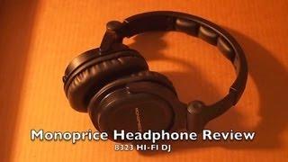 Monoprice Headphones 8323 Hi-Fi