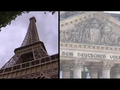 Paris et Berlin veulent une France forte avec l'Allemagne pour conduire l'Europe