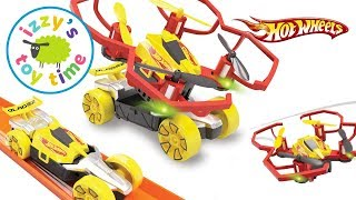 Cars for Kids | Hot Wheels DRONE RACERZ Playset | Fun Toy Cars for Kids Pretend Play