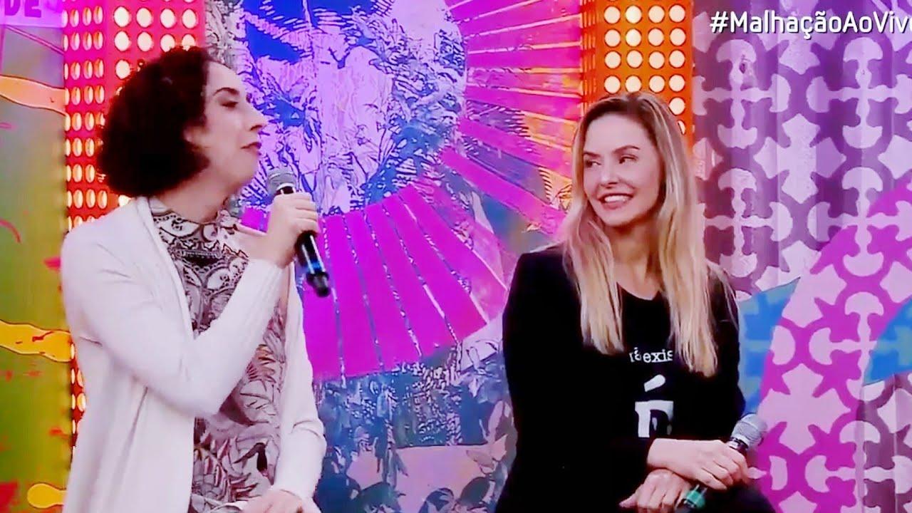 Querida Bianca Rinaldi, um beijo! Amamos ver você vestindo a Mensagem! - www.santacorja.com.br