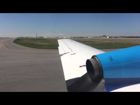 Contour Airlines Jetstream 31 Takeoff from Nashville International Airport