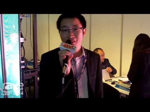 ISE 2014: Shenzhen Sin-Coulour Technology Co. Talks About LED Screens