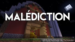 MALÉDICTION - Court Métrage Horreur Minecraft TheSamden