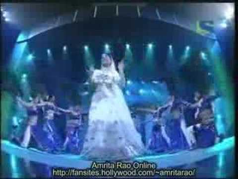 Amrita Rao Filmfare Performance (CLEAR VERSION)