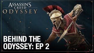 Assassin's Creed Odyssey: Ep. 2 - Combat Customization   Behind the Odyssey   Ubisoft [NA]