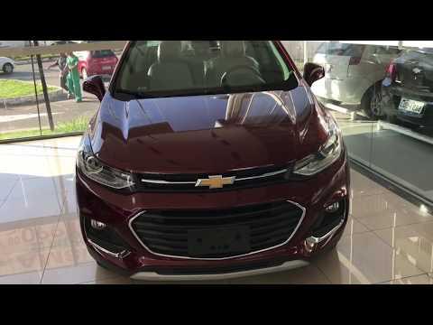 Análise do novo Chevrolet Tracker LTZ 2017