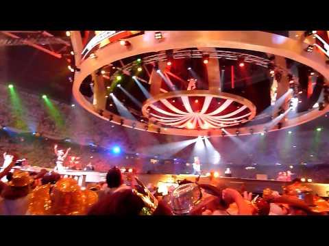 De Toppers - Kerstmedley @ Amsterdam Arena 27/05/2011