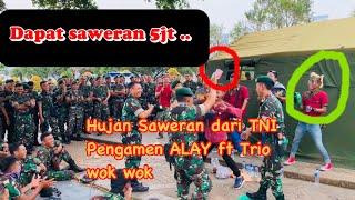 Download Lagu Tak disangka 🤭 Ini yang di lakukan TNI ke pengamen ALAY & TRIO WOK WOK ..Bravo TNI</b> Mp3