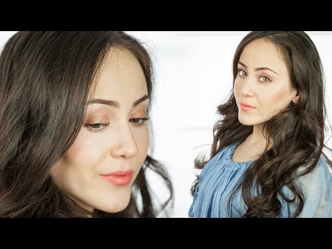 full face make-up tutorial by Hatice Schmidt klip izle