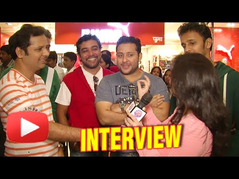 Classmates - Music Team Interview - Bela Shende, Avinash Vishwajeet - Marathi Movie video