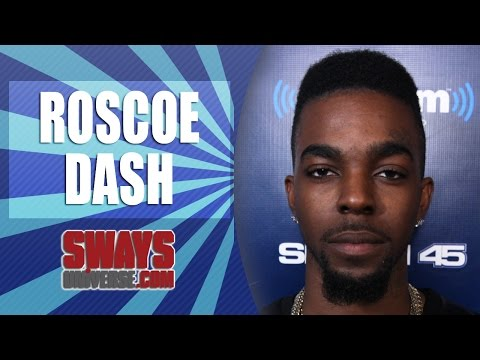 Roscoe Dash Freestyles With Heather B Live In-studio On Sway In The Morning video