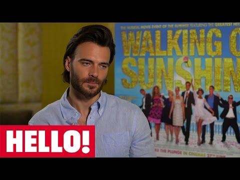 Walking on Sunshine | Leona Lewis talks next career move, plus Hannah Arterton & Giulio Berruti