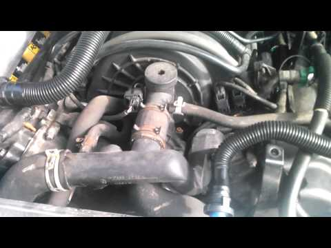 2002 Lincoln LS V8 engine noise (1 of 2)