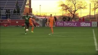 Houston Dynamo and Portland Timbers MLS Preseason