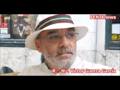 Anarquismo y masonería: Entrevista al Hno. Víctor Guerra García