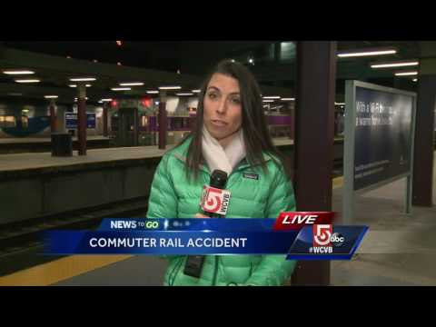 Commuter rail accident never reported