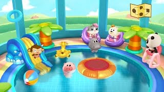 Dr. Panda's Swimming Pool - Game for Kids, iOS, Android, Kindle Fire